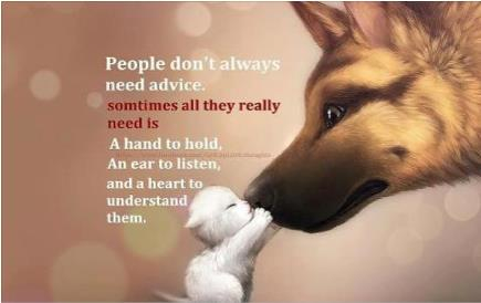 Quote About Dog Bring A Protector And Friend