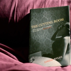 Retire to bed to read more - currently The Cutting Room by Louise Welsh. S'good.