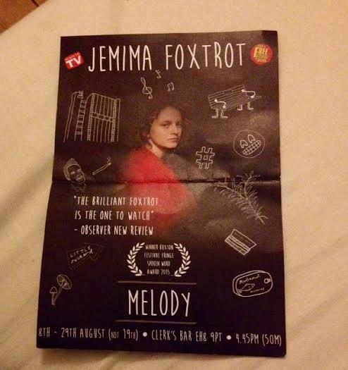 melody - Jemima Foxtrot