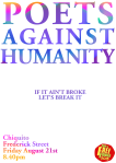 Poets Against Humanity