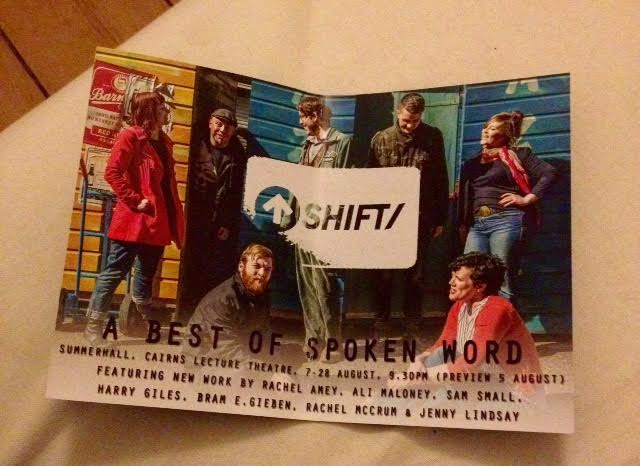 Shift flyer