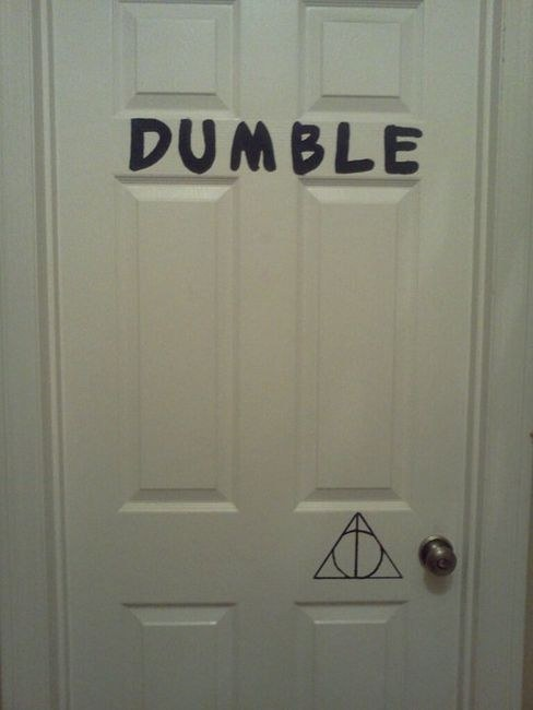 A-Dumble-Door