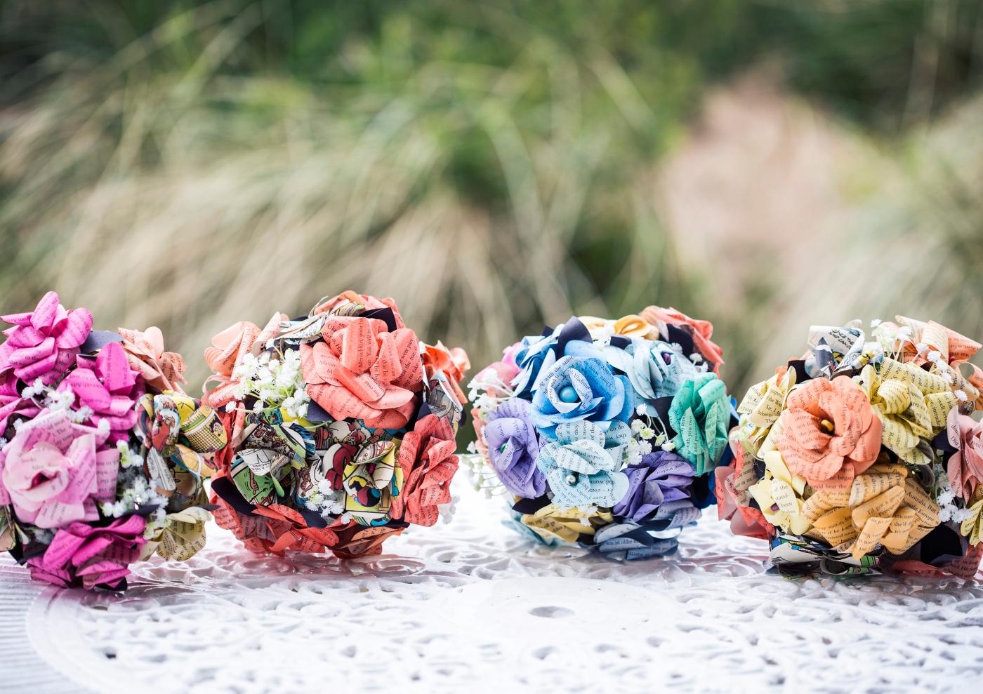 four-bouquets